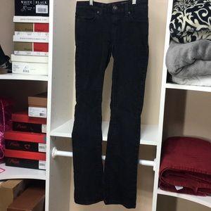 LAST 2-Guess skinny boot jeans sz26